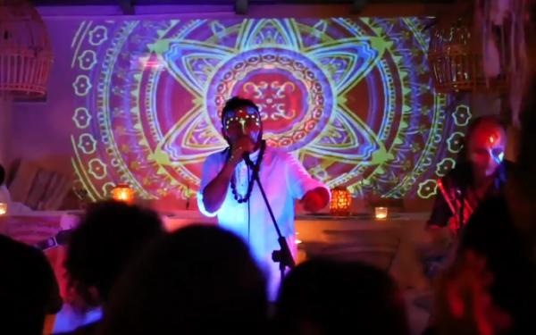 The Sanctuary - Live Performance