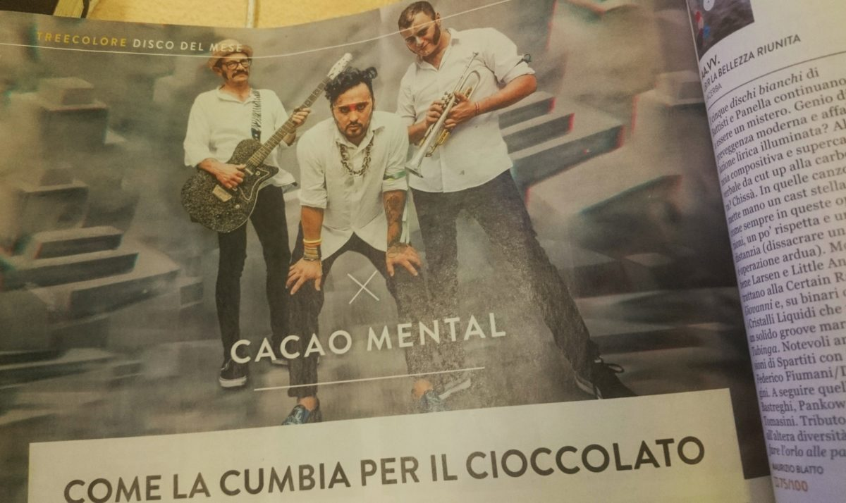 CACAO MENTAL - Recensione Rumore