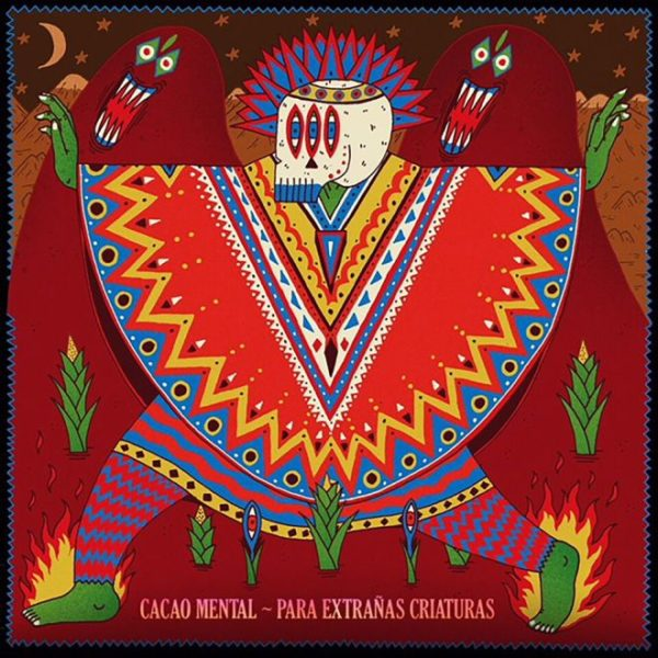 CACAO MENTAL CD COVER