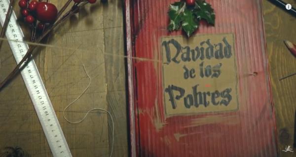 Navidad de Los Pobres - Lettere